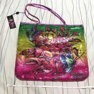 Brand New Ed Hardy Tote Bag