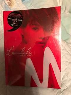 全新未拆 胡杏兒 - Loveholic (CD+DVD)