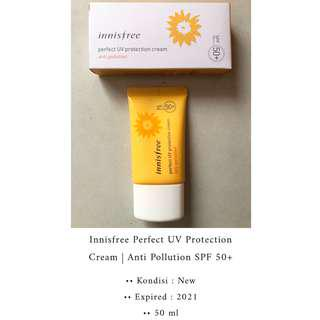 innisfree UV Protection SPF 50 PA++++ Anti Pollution