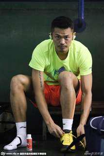Li-ning badminton socks. Used by pros