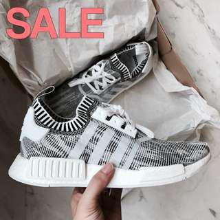 🚚 Adidas NMD Glitch White