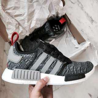 🚚 Adidas NMD Glitch Black