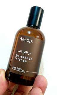 AESOP Marrakech Intense Edt fragrance