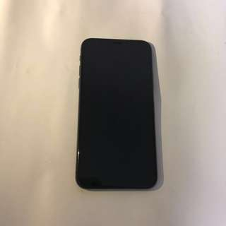 IPhone x 256GB BLACK 99%new 100%work very good condition in warranty