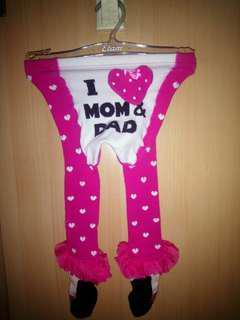 Love MOM & DAD BUSHA Pants SOOOO PRETTY