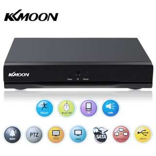 305 (Brand New) KKmoon 4 Channel 960H D1 CCTV Network DVR H.264 HDMI Video Playback Security Monitoring