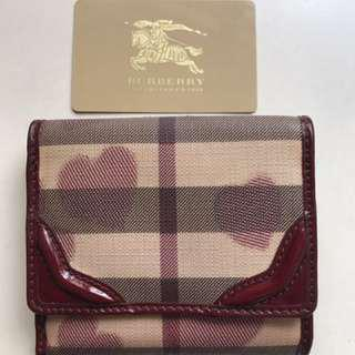 Burberry Limited Edition Wallet