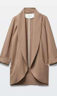 Aritzia Wilfred chevalier jacket size 0