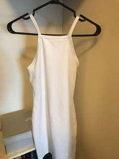 White talula dress size xs
