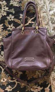Marc Jacobs brown bag