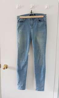 *PRICE DROP* Jbrand Super Skinny 620 Jeans In Treasure