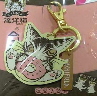 🚚 達洋貓 造型悠遊卡-甜甜圈