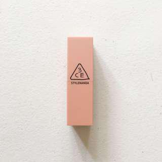 3CE Mood Recipe Matte Lip Color in Brilliant