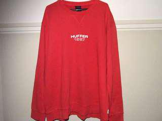 BRAND NEW HUFFER JUMPER X-LARGE