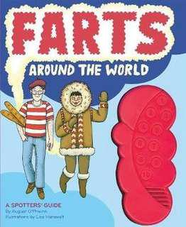 Farts Around The World book