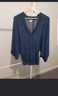Sussan Knit Top Size S/M