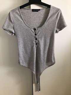 Button up bodysuit