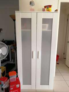 IKEA Aneboda wardrobe *free clothes orgnizers*