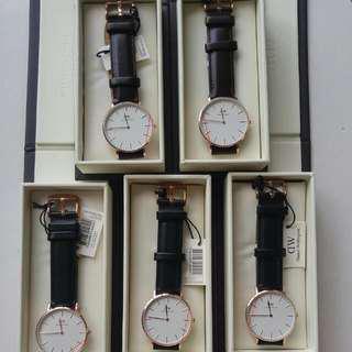 [Clearance sale] Daniel Wellington 36mm Classic Watch