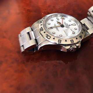 Rare Rolex 16550