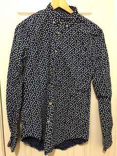 Zara Man slim fit shirt