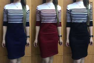Korean Fitted Dress 01 - COD