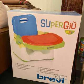 Brevi baby seat bb凳 bb椅 餐檯 high chair