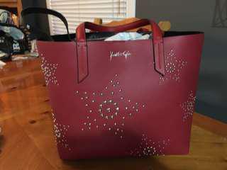 Kendall & Kylie big purse
