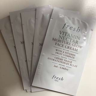 Fresh Vitamin Nectar Moisture Glow Face Cream 維他果蜜亮活面霜