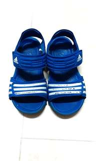 Addidas 4-6歲男童沙灘鞋 拖鞋