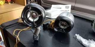 Carrozzeria stalite speaker 2 biji
