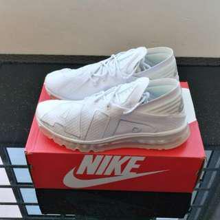 Nike Air Max Flair / Triple White / Uptempo