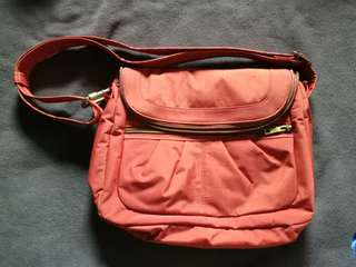 Travelon Cayenne Flap Bag
