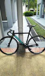 Velocidad wheelset