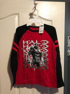 Boys Halo shirts