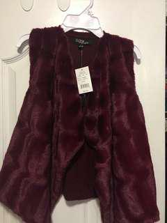 Girls sugar rush vest