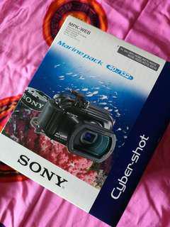 Sony Marine Pack Underwater Camera Housing