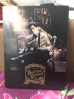 周杰倫的床邊故事 (平裝版) (香港版) CD