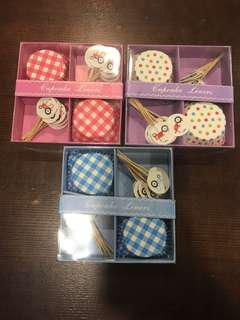 Clearance! Cupcake Liners