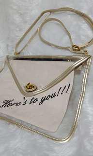 Brand new envelop sling bag
