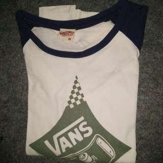 Tshirt Kaos Vans