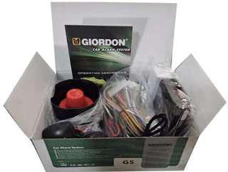 Giordon G5 Car Alarm