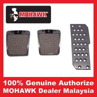 MOHAWK Car Pedal Aluminium Grade A (Manual)