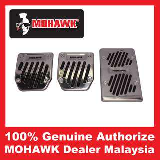 MOHAWK Car Pedal Aluminium (Manual)