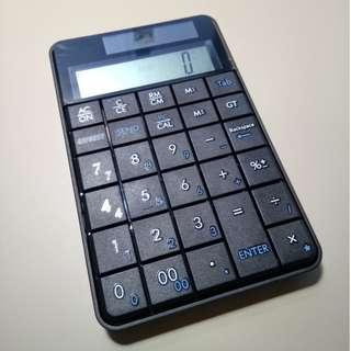 MC Saite MC-56AG Wireless Number pad/Calculator