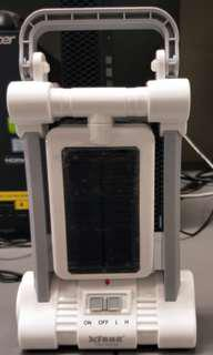 Solar Charging Emergency Lamp