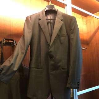 🚚 原價1-2萬 歐洲品牌TESSUTI BAHARIYE西裝外套
