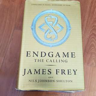 End game the calling. James Frey