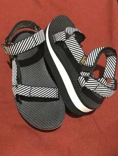 Platform Sandal by TEVA