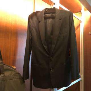 🚚 型男大牌KRIS VAN ASSCHE Made in Italy西裝外套